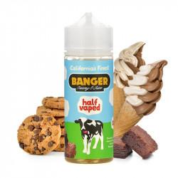 E-Liquide Half Vaped 100 ml par Banger