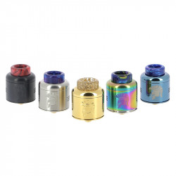 Dripper Warrior RDA par Wotofo