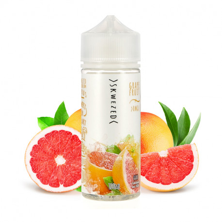 E-liquide Grapefruit 100ml par Skwezed