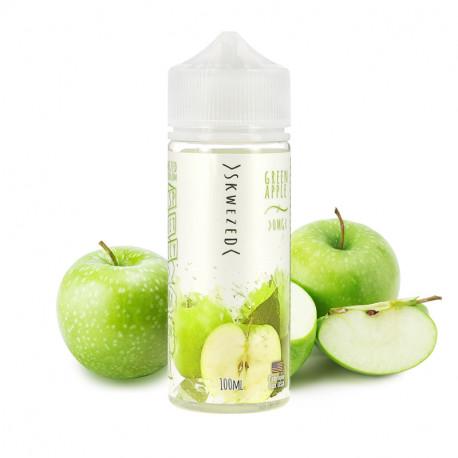 E-liquide Green Apple 100ml par Skwezed