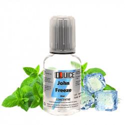 Concentré John Freeze 30ml par T-Juice