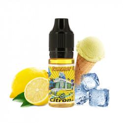 Concentré Summer Cream Citron par Cloud's of Lolo