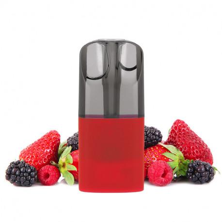 Koddo Pod v2 Fruits Rouges (x3) par Le French Liquide