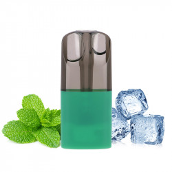 Koddo Pod v2 Ice Mint (x3) par Le French Liquide