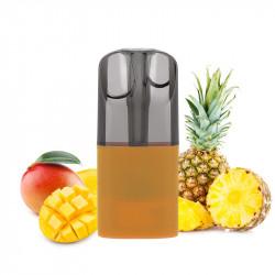 Koddo Pod v2 Mangue Ananas (x3) par Le French Liquide