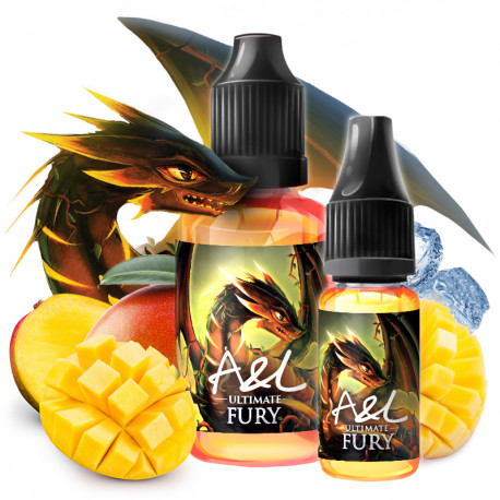 Concentré Ultimate Fury par A&L (10 ou 30ml)