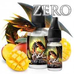Concentré Ultimate Fury Zero par A&L (10 ou 30ml)