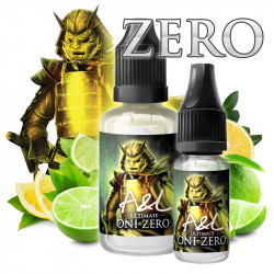 Concentré Ultimate Oni Zero par A&L (10 ou 30ml)