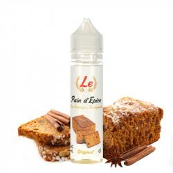 E-liquide Le Pain D'épices 50ml par La Fabrique Française