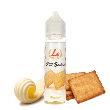 E-liquide Le P'tit Beurre 50ml par La Fabrique Française