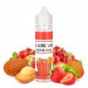 E-liquide Madeleine Fraise 50ml par La Bonne Vape