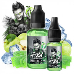 Concentré Ultimate Shinigami par A&L (10 ou 30ml)