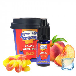 Concentré Peach Gummies par Vape Coffee Mill