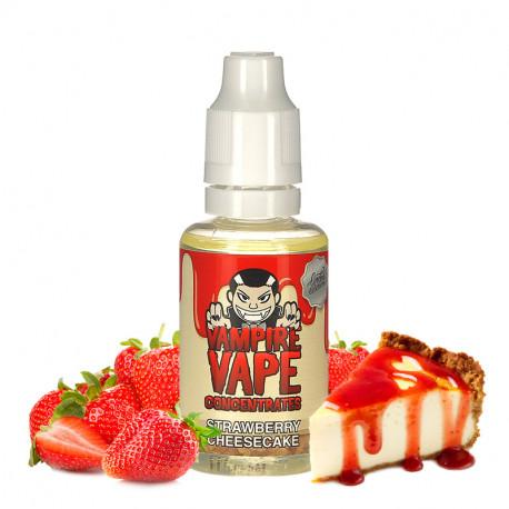 Concentré Strawberry Cheesecake par Vampire Vape