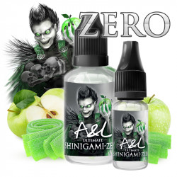 Concentré Ultimate Shinigami Zero par A&L (10 ou 30ml)
