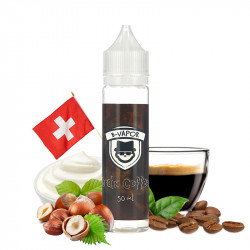 E-liquide Brain Coffee 50ml par B-Vapor