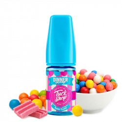 E-liquide Bubble Trouble 25ml Tuck Shop par Dinner Lady