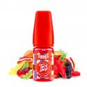 E-liquide Sweet Fusion 25ml Tuck Shop par Dinner Lady