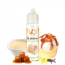 E-liquide L'île Flottante 50ml par La Fabrique Française