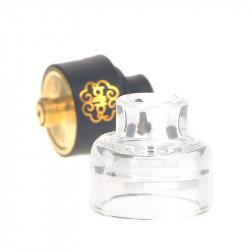 Top Cap Trinity Glass pour DotRDA par Dotmod