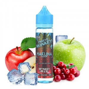 E-liquide Hakuna Iced 50ml par Twelve Monkeys