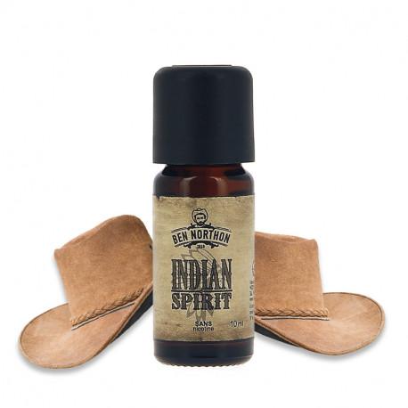 E-liquide Indian Spirit par Ben Northon