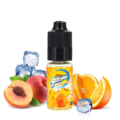 Concentré Peach Orange par Sunlight Juice