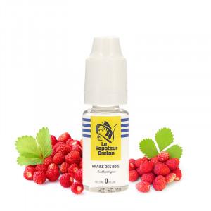 E-liquide Fraise Des Bois par Le Vapoteur Breton