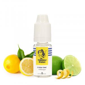 E-liquide Citron Tonic par Le Vapoteur Breton