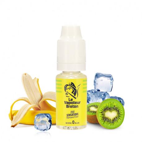 E-liquide Banane Kiwi par Le Vapoteur Breton