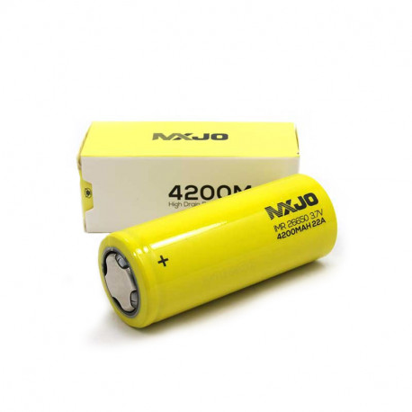 Accu 26650 MXJO 4200mAh / 22A