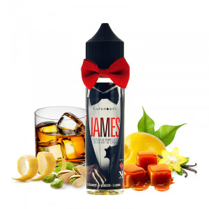 E-liquide James 50ml par Swoke
