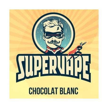 Chocolat blanc Supervape