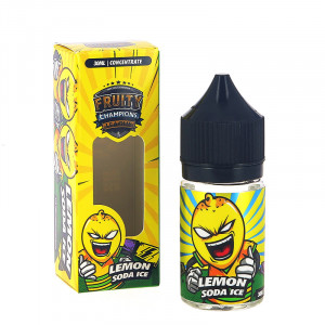 Concentré Lemon Soda par Fruity Champions League