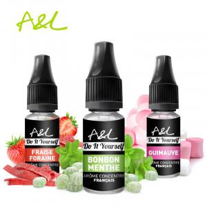 Pack Arômes Bonbons par A&L