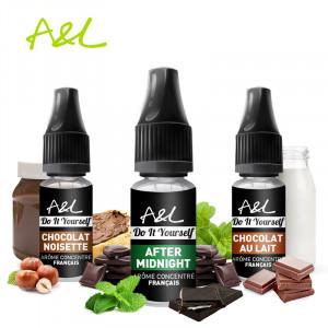 Pack Arômes Chocolats par A&L
