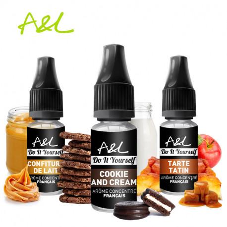Pack Arômes Gourmands par A&L