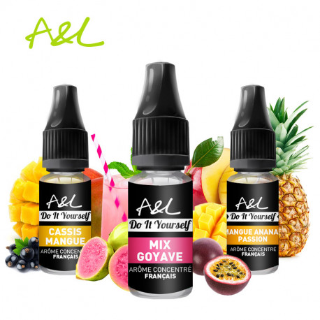 Pack Mix de Fruits par A&L