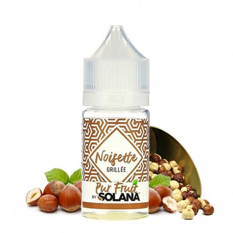 E-liquide Noisette Grillée Pur Fruit 20ml par Solana