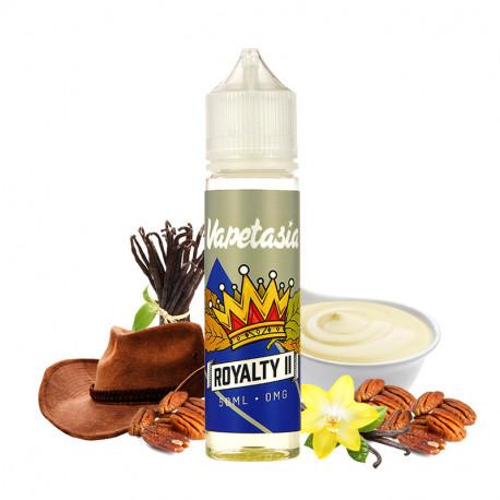 E-liquide Royalty II 50ml par Vapetasia