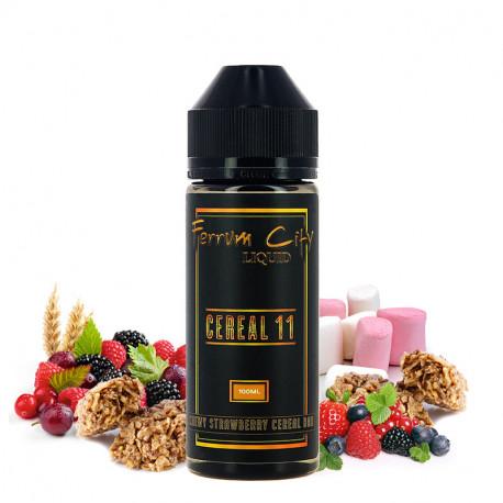 E-liquide Cereal 11 100ml par Ferrum City
