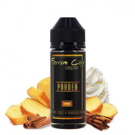 E-liquide Poured 100ml par Ferrum City