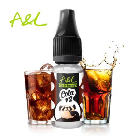 Arôme Cola V2 par A&L (10ml)