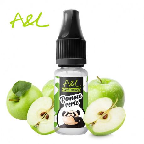 Arôme Pomme Verte par A&L (10ml)