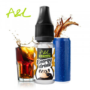 Arôme Energy Drink par A&L (10ml)