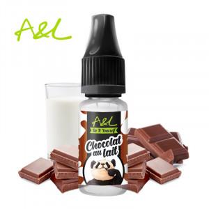 Arôme Chocolat au Lait par A&L (10ml)