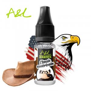 Arôme Classic Américain par A&L (10ml)