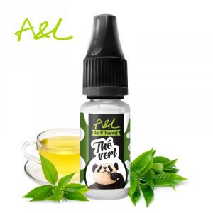 Arôme Thé Vert par A&L (10ml)