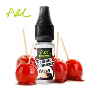 Arôme Pomme d'Amour par A&L (10ml)