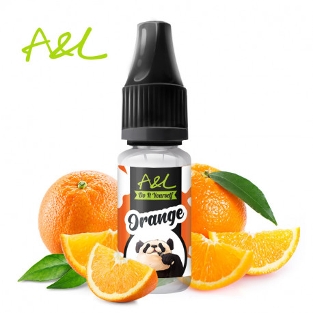 Arôme Orange par A&L (10ml)
